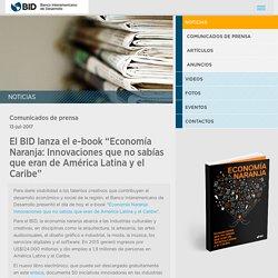 Economía Naranja: Innovaciones de LAC