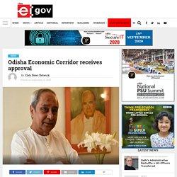 Odisha Economic Corridor receives approval - eGov Magazine