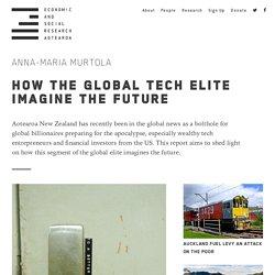 How the Global Tech Elite Imagine the Future