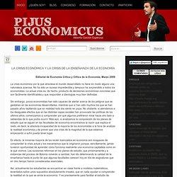 La crisis de la enseñanza de la economía