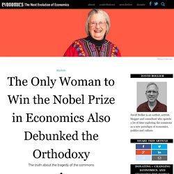 The Political Scientist Who Debunked Mainstream Economics