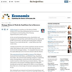 Economix Blog - The Economy and the Economics of Everyday Life