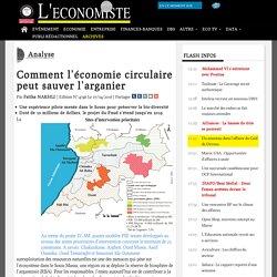 Comment l'économie circulaire peut sauver l'arganier