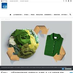 Édito - L'ÉCONOMIE CIRCULAIRE A LE VENT EN POUPE - Fevad, la Fédération du e-commerce et de la vente à distance