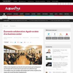 Économie collaborative: Agadir se dote d'un business center