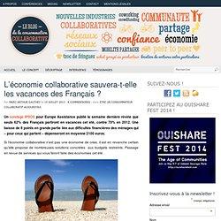 L'économie collaborative sauvera-t-elle les vacances des Français ?