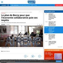 Le plan de Bercy pour que l'économie collaborative paie ses impôts