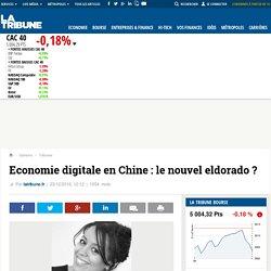Economie digitale en Chine: le nouvel eldorado?