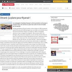 Economie - Dinard. Ça plane pour Ryanair !