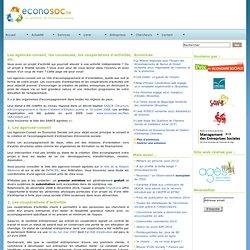 Economie sociale ~ Econosoc ~ Le carrefour de l'économie sociale