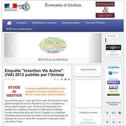Economie et Gestion - Simulation de la présentation orale de l'étude de gestion
