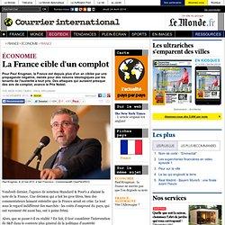 La France cible d'un complot