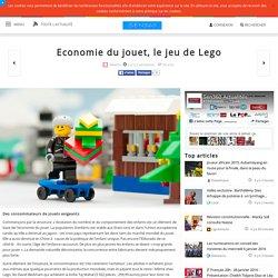 Economie du jouet, le jeu deLego