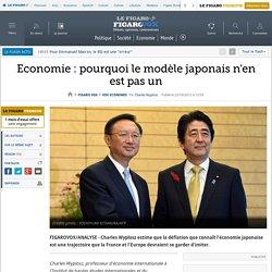 Economie : pourquoi le modèle japonais n'en est pas un