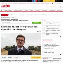 Économie. Mulliez-Flory poursuit son expansion dans la région