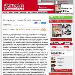 Economie : la révolution internet
