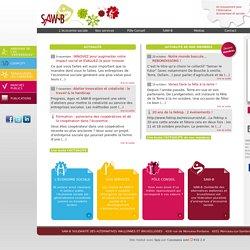 Economie sociale - SAW-B Fédération d'économie sociale