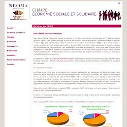 Chaire Economie Sociale et Solidaire