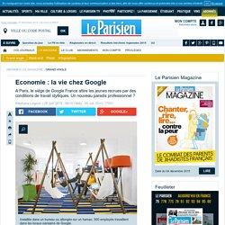 Economie : la vie chez Google