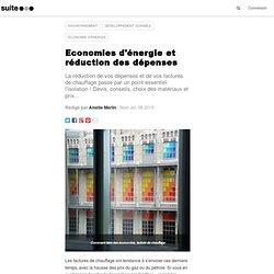 Economies d'énergie et réduction des dépenses: Améliorez l'isolation des vitrages, encadrements, portes et fenêtres