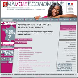 Administration – Gestion des ressources humaines