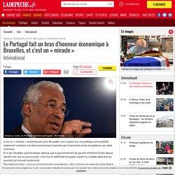 Le Portugal fait un bras d'honneur économique à Bruxelles, et c'est un « miracle » - 16/08/2018 - ladepeche.fr