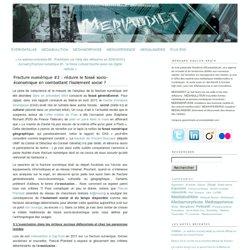 Fracture numérique #2 : réduire le fossé socio-économique en combattant l'isolement social ?