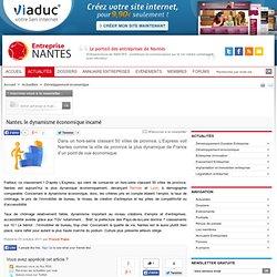 Nantes, le dynamisme économique incarné
