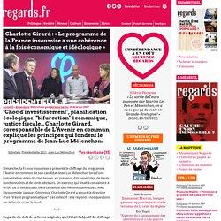 Charlotte Girard : « Le programme de la France insoumise a une cohérence à la fois économique et idéologique