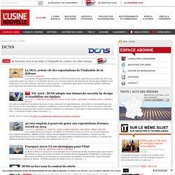 DCNS – Actualité économique et industrielle de DCNS
