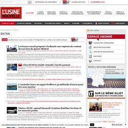 DCNS – Actualité économique et industrielle de DCNS - Page 3