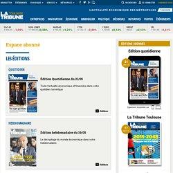 LaTribune.fr - Journal Quotidien boursier, économique et financier - Actualité et information bourse, finance et économie