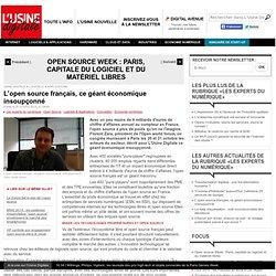 L'open source français, ce géant économique insoupçonné