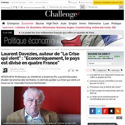 Comment l'Ile-de-France paie la crise de la province