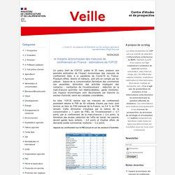 MAA CEP 16/04/20 Impacts économiques des mesures de confinement en France : estimations de l'OFCE