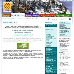 Portail des Zones d'Activités Economiques : Où s'implanter en Pays Catalan