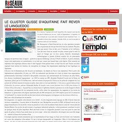Réseaux LR – Le magazine des réseaux économiques du Languedoc Roussillon » Blog Archive » LE CLUSTER GLISSE D'AQUITAINE FAIT REVER LE LANGUEDOC