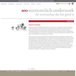 Economisch Onderzoek: introductie