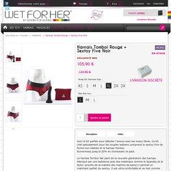Economisez avec les pack Tomboi et sextoy Five créé par Wet For Her - La boutique de sextoy lesbien