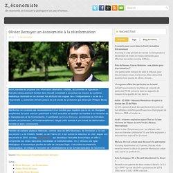 Olivier Berruyer un économiste à la réinformation ~ Z_économiste