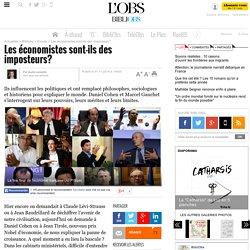 Les économistes sont-ils des imposteurs?- 1 novembre 2014