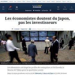 Les économistes doutent du Japon, pasles investisseurs
