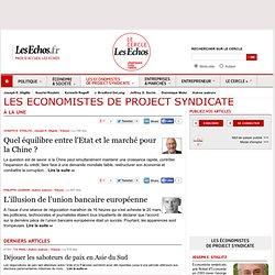 Les Economistes de Project Syndicate