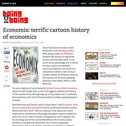 Economix: terrific cartoon history of economics