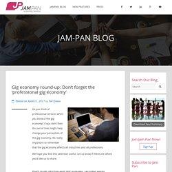 Gig economy round-up: Don't forget the 'professional gig economy'