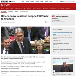 Autumn Statement to include wages and house building announcements