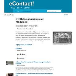 CEC — eContact! 17.4 — Résurgence et évolution
