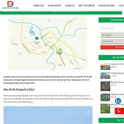 Ecopark Hà Nội ở đâu? Hướng dẫn đường đến Ecopark nhanh nhất