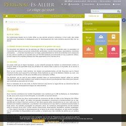 Ecopole - Pérignat-ès-Allier - Site officiel de la commune