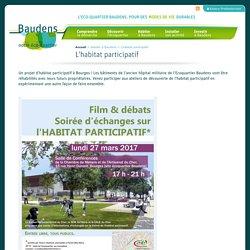 - Ecoquartier Baudens - Bourges (18)